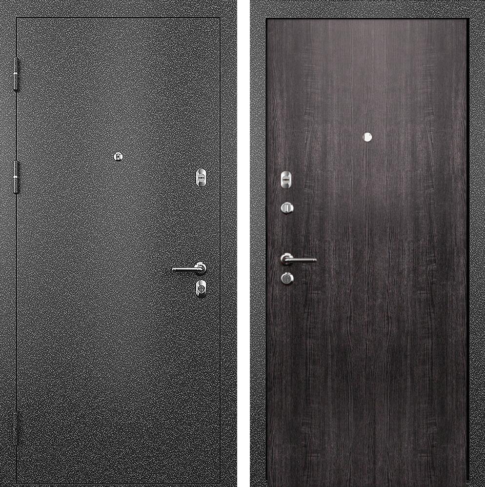 Коллекция Входные двери Статус М Престиж Венге пепельный