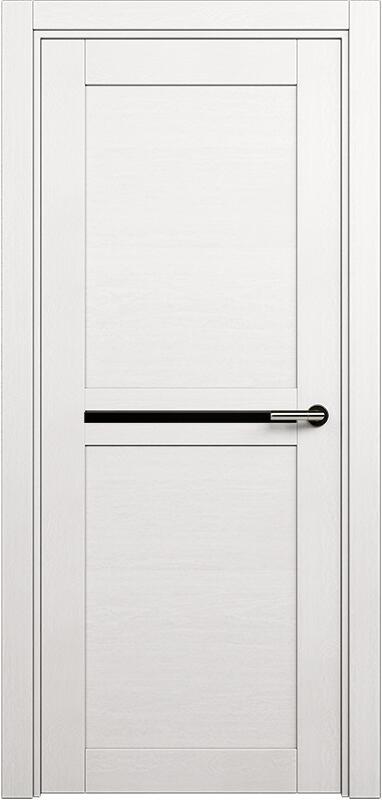 Коллекция Elegant 142 Дуб белый + триплекс черный