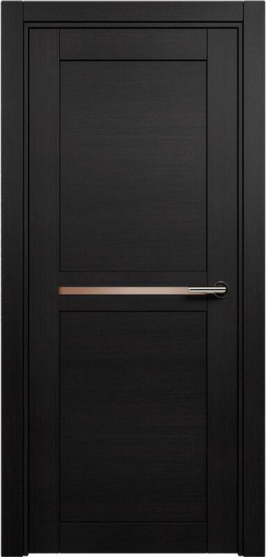 Коллекция Elegant 142 Дуб черный + сатинато бронза