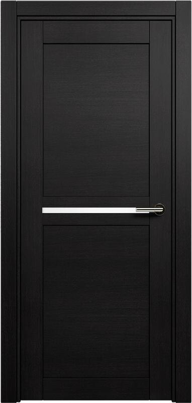 Коллекция Elegant 142 Дуб черный + триплекс белый