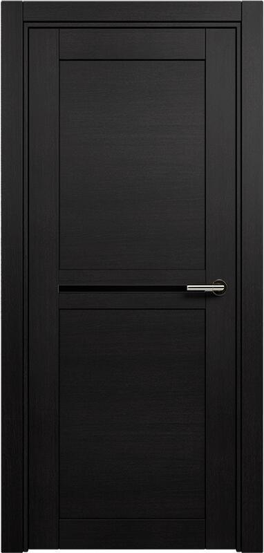 Коллекция Elegant 142 Дуб черный + триплекс черный