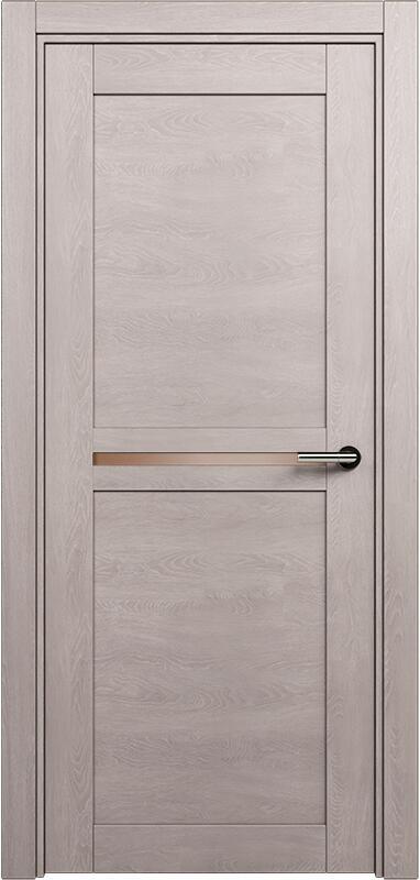 Коллекция Elegant 142 Дуб   серый + сатинато бронза