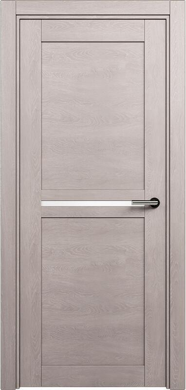 Коллекция Elegant 142 Дуб   серый + триплекс белый