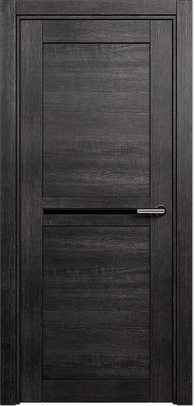 Коллекция Elegant 142 Венге пепельный + триплекс черный