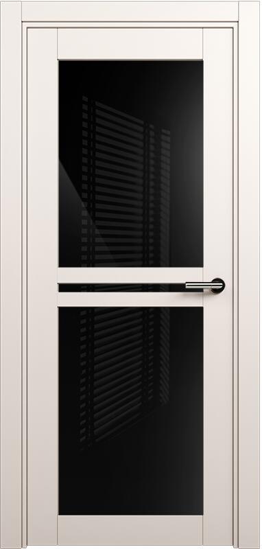 Коллекция Elegant 143 Белый жемчуг + триплекс черный