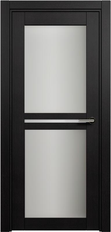 Коллекция Elegant 143 Дуб черный + сатинато белое
