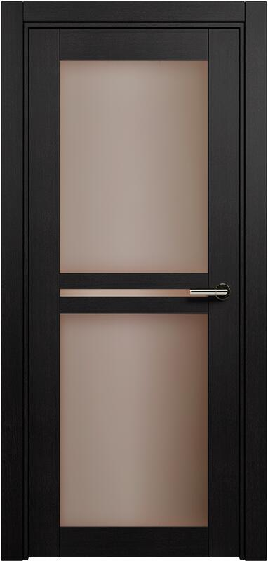 Коллекция Elegant 143 Дуб черный + сатинато бронза