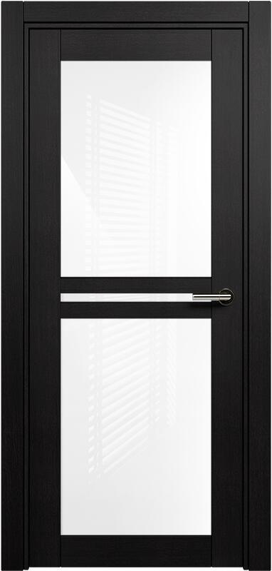 Коллекция Elegant 143 Дуб черный + триплекс белый