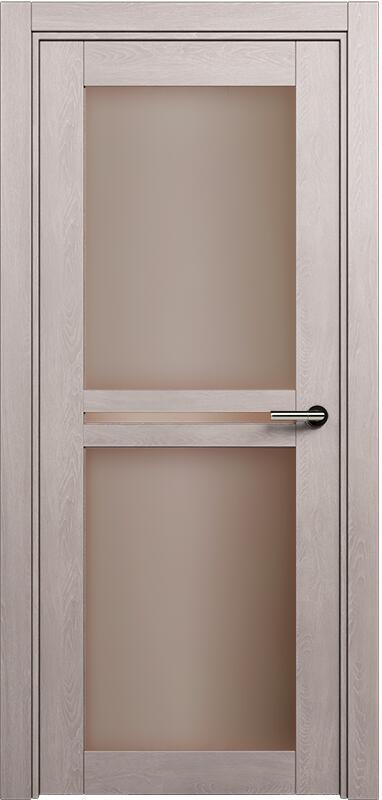 Коллекция Elegant 143 Дуб   серый + сатинато бронза