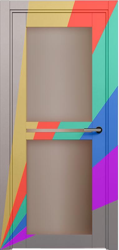 Коллекция Elegant 143 Эмаль. Стандарт - RAL 7004,7015,1015,1019,9003.  Нестандарт - любой цвет по RAL. + сатинато бронза