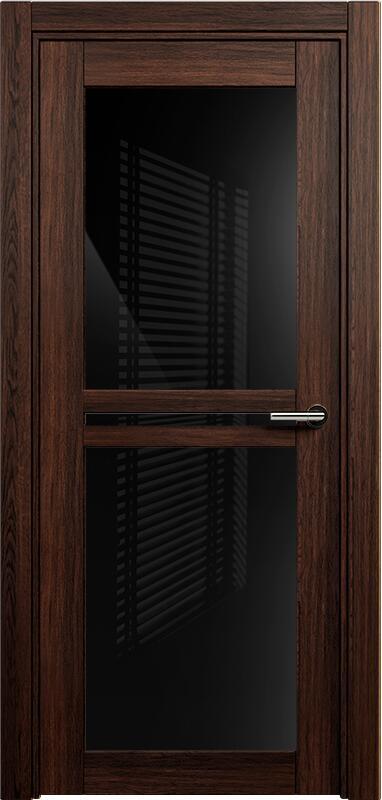 Коллекция Elegant 143 Орех + триплекс черный