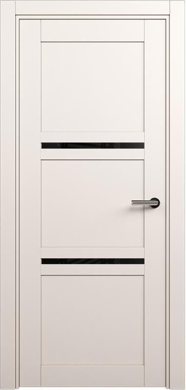 Коллекция Elegant 145 Белый жемчуг + триплекс черный