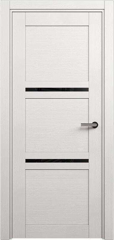 Коллекция Elegant 145 Дуб белый + триплекс черный