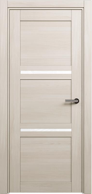 Коллекция Elegant 145 Ясень + триплекс белый