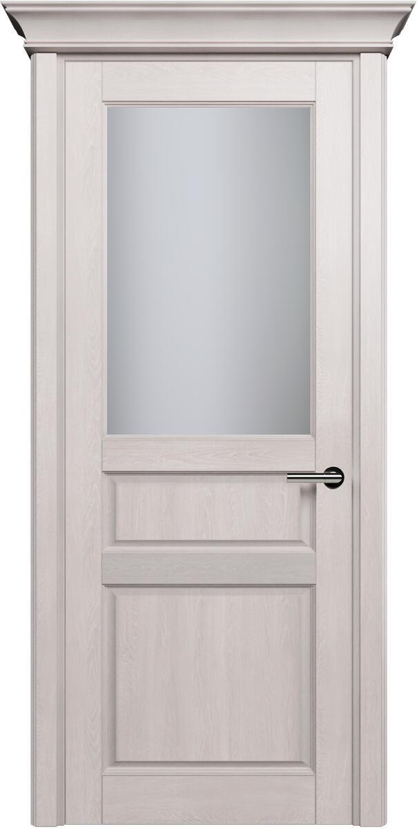 Коллекция Classic 532 Дуб белый + Сатинато белое матовое