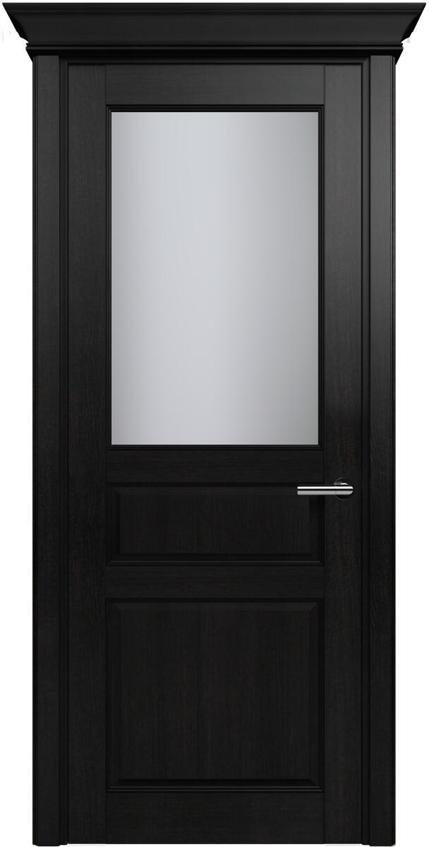 Коллекция Classic 532 Дуб черный + Сатинато белое матовое