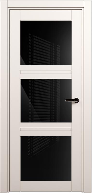 Коллекция Elegant 146 Белый жемчуг + триплекс черный