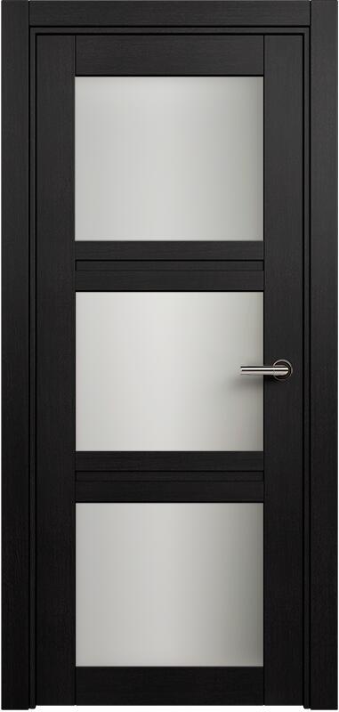 Коллекция Elegant 146 Дуб черный + сатинато белое
