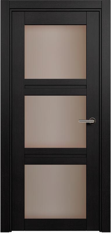 Коллекция Elegant 146 Дуб черный + сатинато бронза