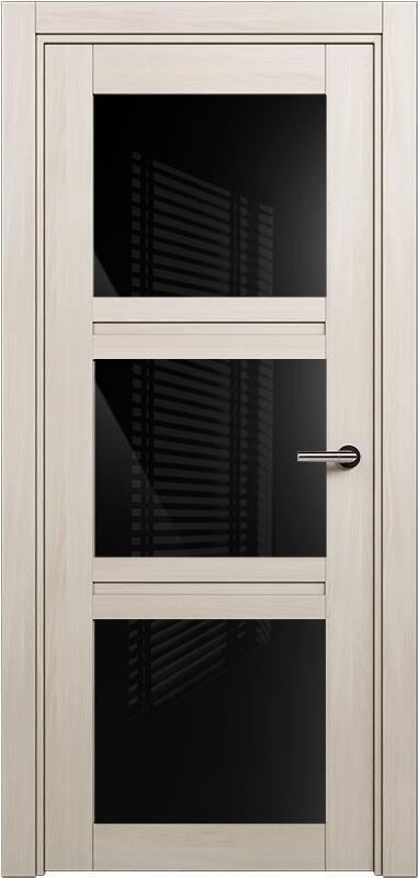 Коллекция Elegant 146 Дуб   серый + триплекс черный