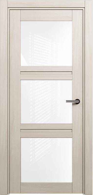 Коллекция Elegant 146 Ясень + триплекс белый