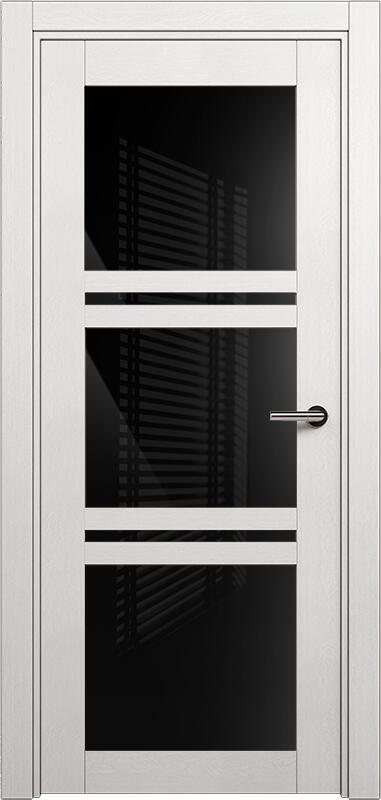 Коллекция Elegant 147 Дуб белый + триплекс черный