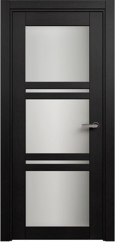 Коллекция Elegant 147 Дуб черный + сатинато белое