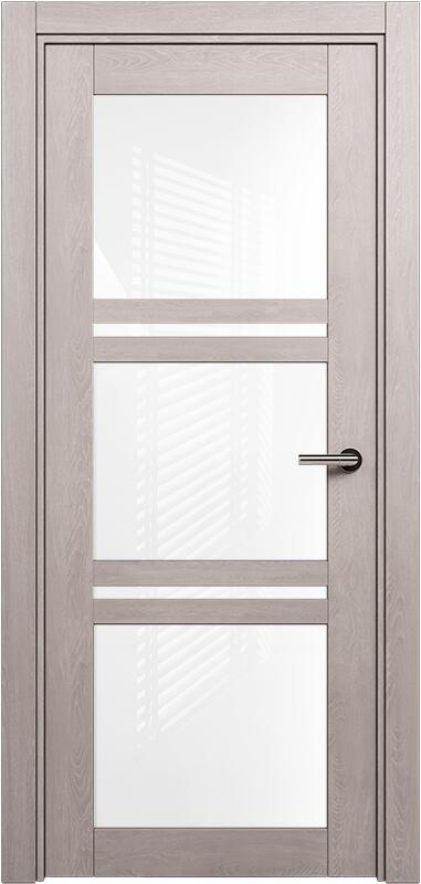 Коллекция Elegant 147 Дуб   серый + триплекс белый