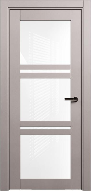 Коллекция Elegant 147 Грей + триплекс белый