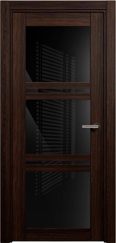 Коллекция Elegant 147 Орех + триплекс черный