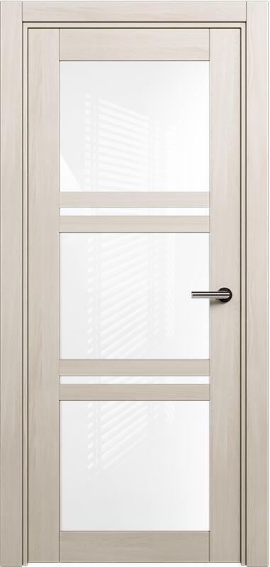 Коллекция Elegant 147 Ясень + триплекс белый