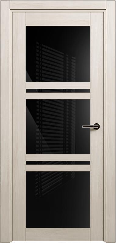 Коллекция Elegant 147 Ясень + триплекс черный