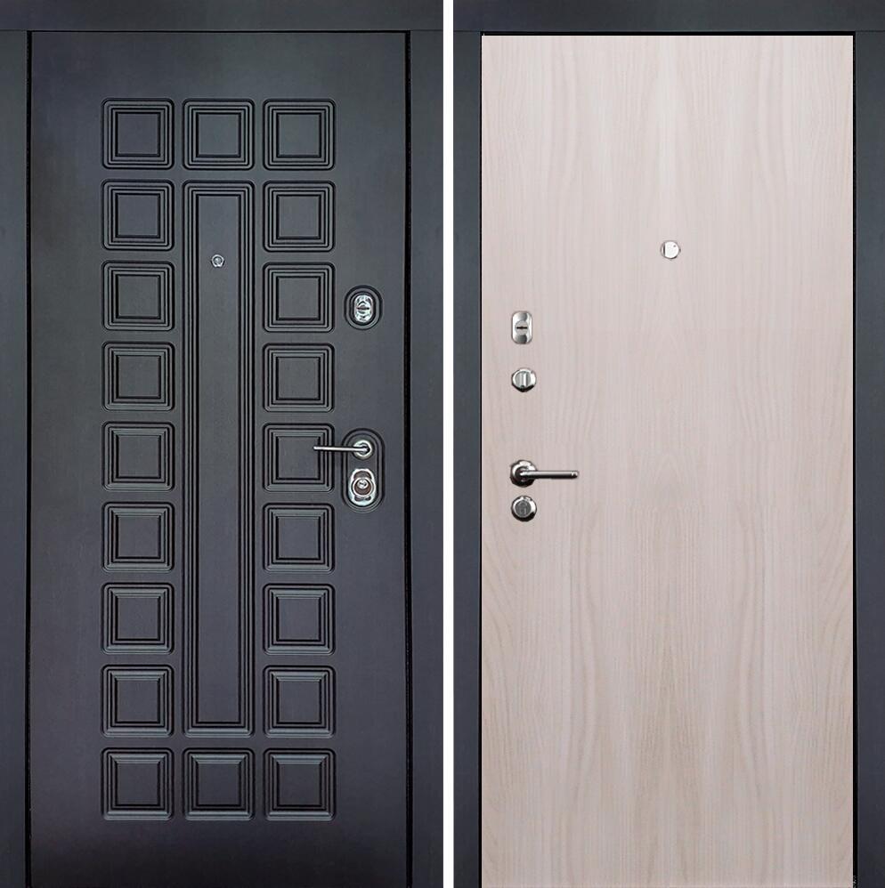 Коллекция Входные двери Статус М Престиж Люкс Ясень