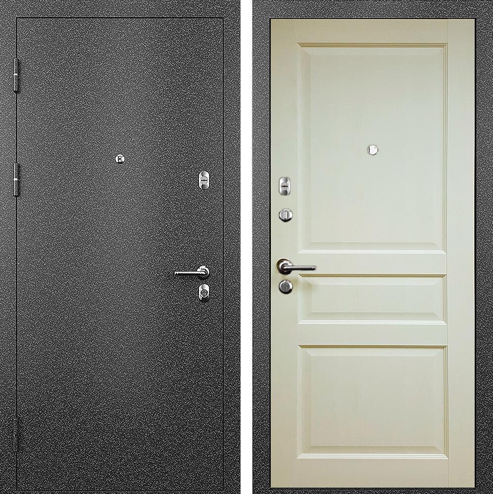 Коллекция Входные двери Статус М 531 Престиж Слоновая кость