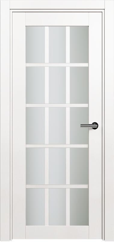 Коллекция Optima 124 Белый   лёд + сатинато белое