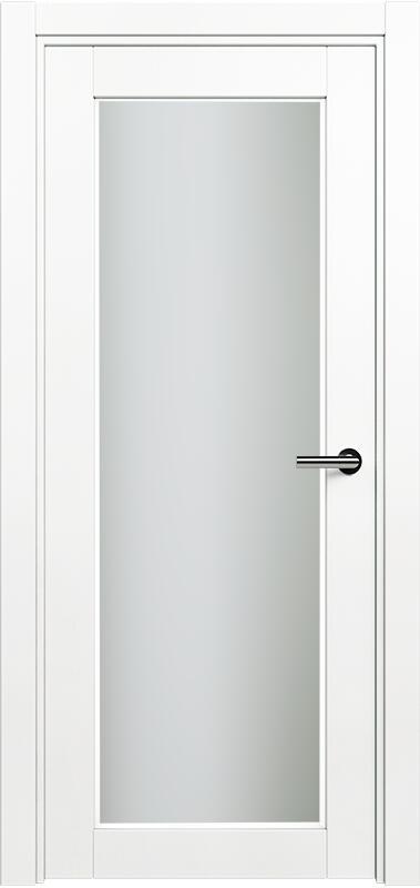 Коллекция Optima 125 Белый   лёд + Сатинато белое фацет