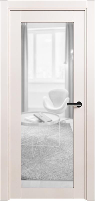 Коллекция Optima 125 Белый жемчуг + триплекс прозрачный