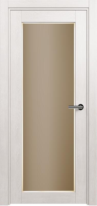 Коллекция Optima 125 Дуб белый + Сатинато бронза фацет