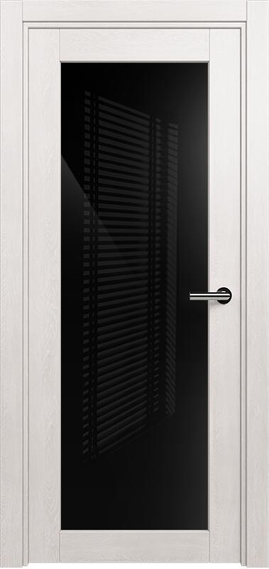 Коллекция Optima 125 Дуб белый + триплекс черный