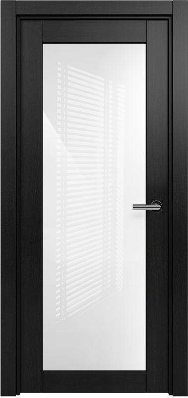 Коллекция Optima 125 Дуб черный + триплекс белый