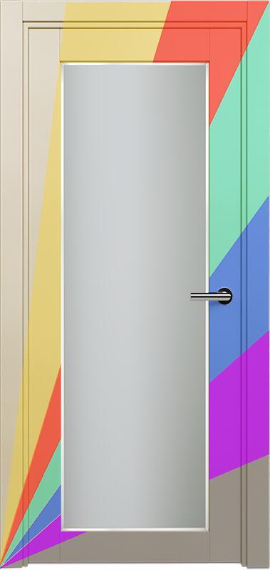 Коллекция Optima 125 Эмаль. Стандарт - RAL 7004,7015,1015,1019,9003.  Нестандарт - любой цвет по RAL. + Сатинато белое фацет