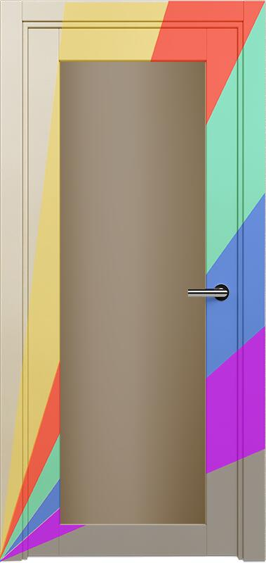 Коллекция Optima 125 Эмаль. Стандарт - RAL 7004,7015,1015,1019,9003.  Нестандарт - любой цвет по RAL. + сатинато бронза