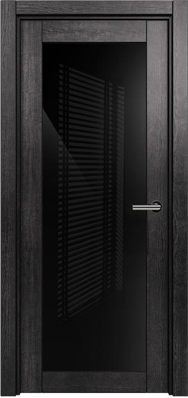 Коллекция Optima 125 Венге пепельный + триплекс черный