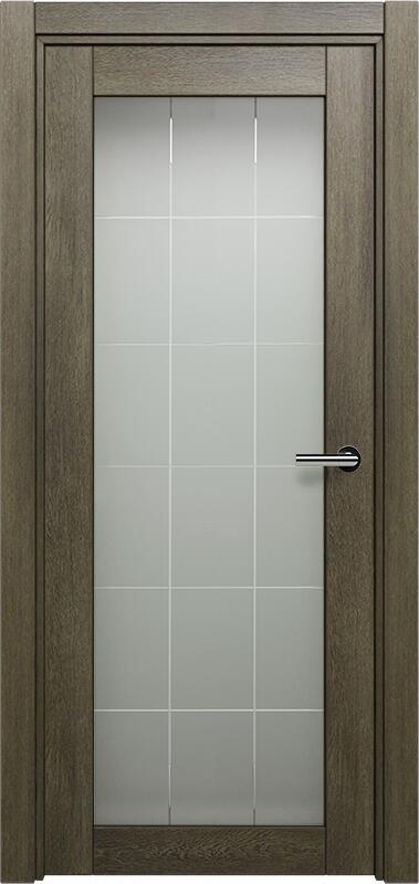 Коллекция Optima 125 Винтаж + Английская решетка сатинато белое