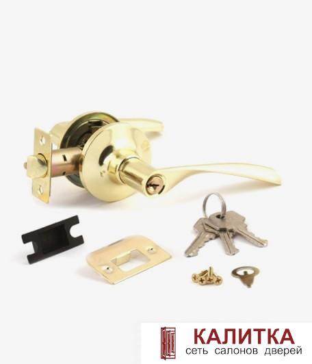 37-01 Ручка-защелка 8023-01 ключ фиксатор G золото