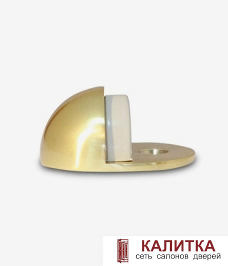 ограничитель напольный DS-0002 GM матовое золото
