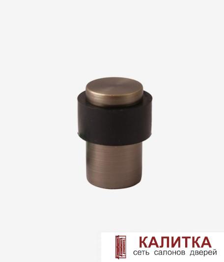 ограничитель напольный DS-0014 AB бронза