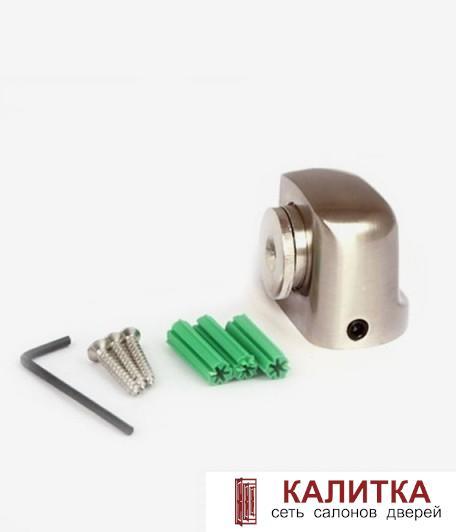ограничитель напольный DS-2751-М- NIS никель магнитный