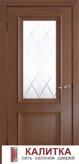 Бергамо-4 дуб палисандр стекло №15  ДО 20-80