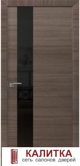 ДО-504 Ольха/Черн (2000*800) дверное полотно